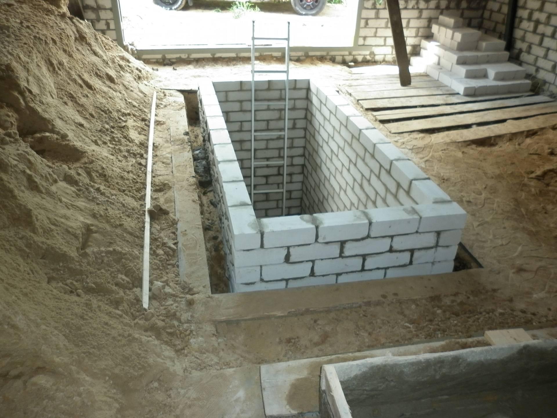Как построить погреб на участке