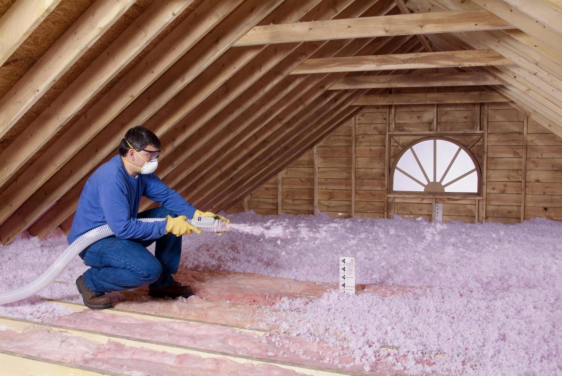 Как утеплить мансарду: разбираемся с материалами и их необходимой толщиной