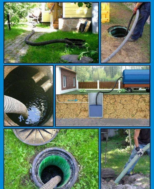 Причины по которым стоит вода в выгребной яме: рекомендации и советы