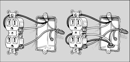 Как соединить розетки шлейфом своими руками: сколько можно подключить