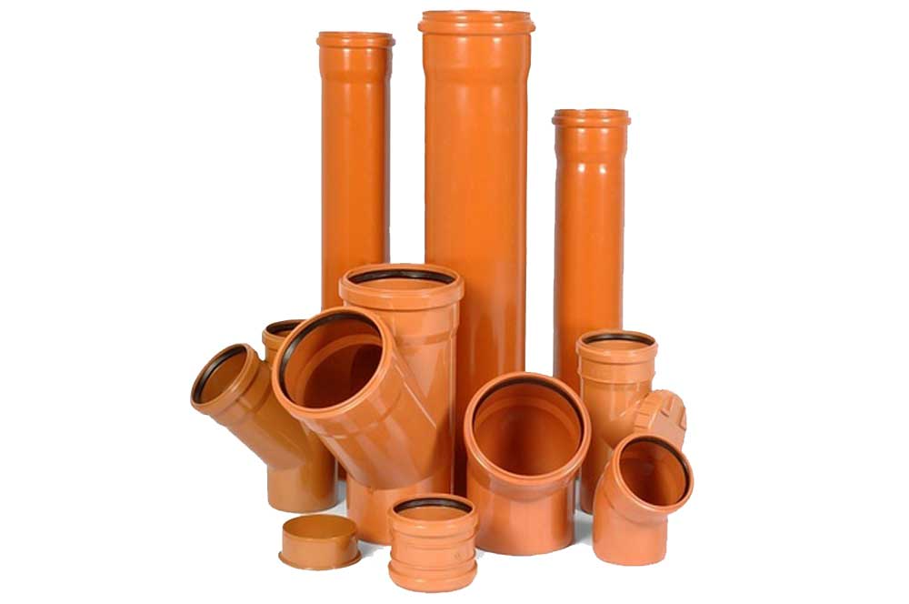 Технические характеристики канализационной трубы ПВХ диаметром 50 мм