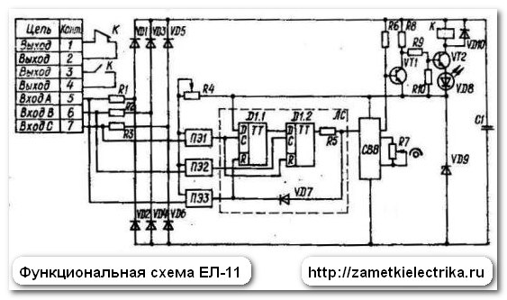 Принцип работы и схема подключения реле контроля фаз