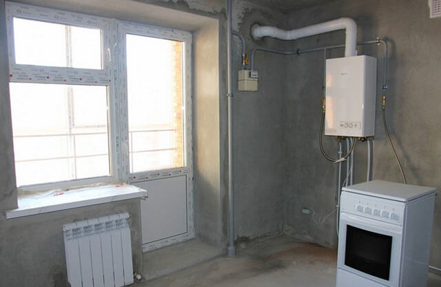 Рекомендации по организации индивидуального отопления в квартире: оформление документов, выбор комплектующих