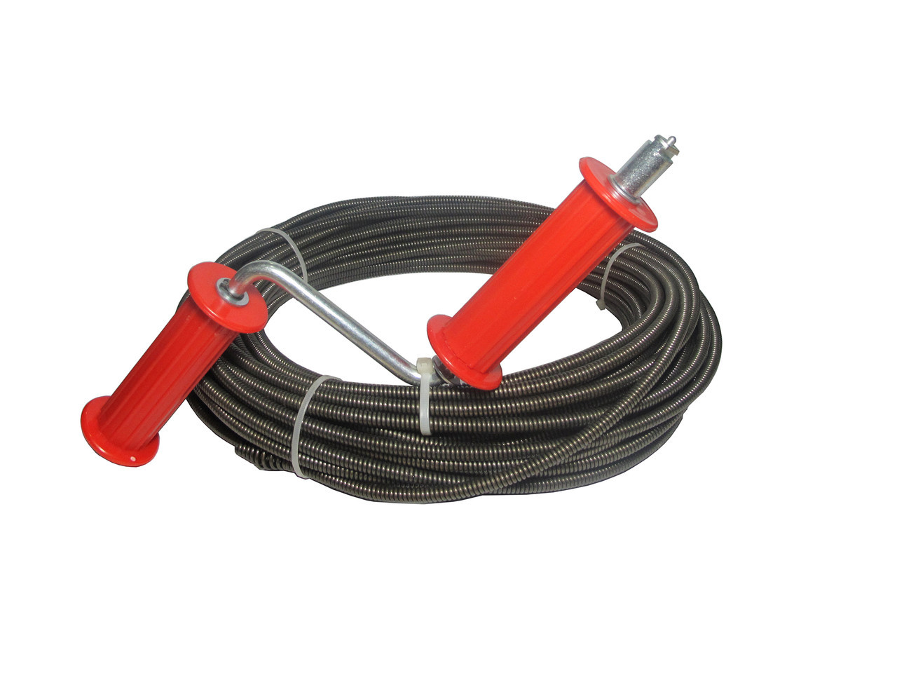 Правила применения сантехнического тросика для прочистки канализации
