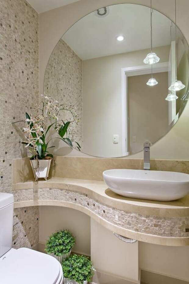 Оформление ванной комнаты: разрабатываем дизайн самостоятельно