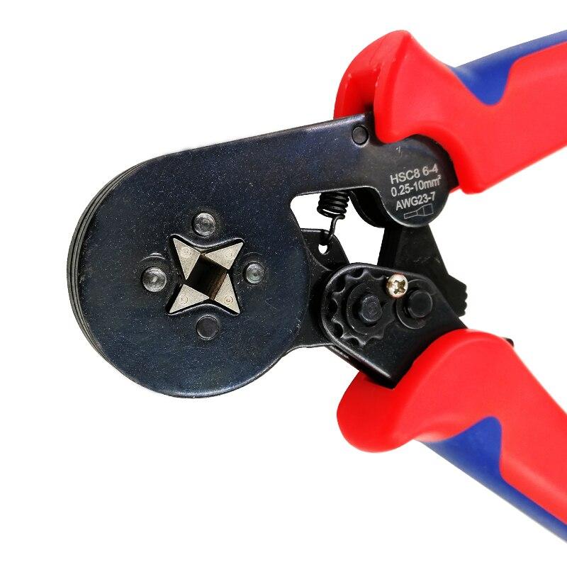 Как пользоваться клещами для обжимки наконечников электрических проводов