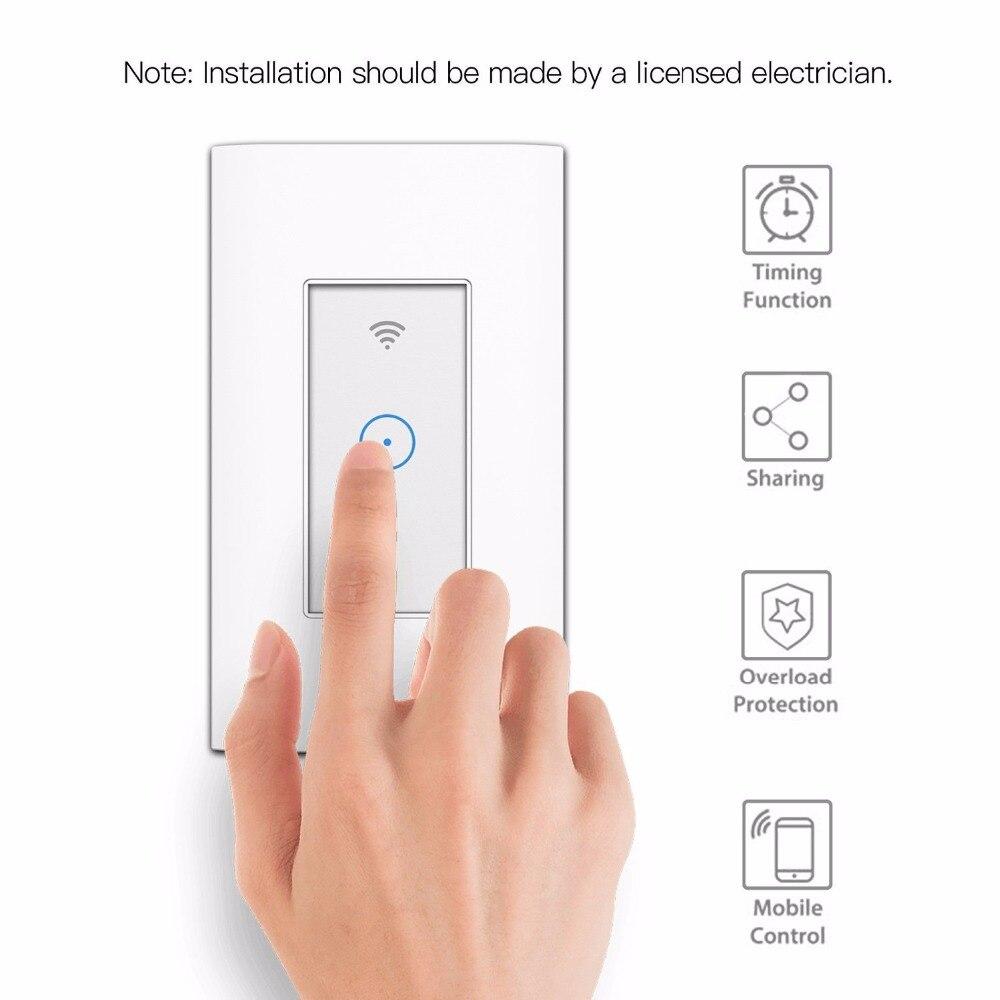 Разновидности и преимущества умных выключателей для дома