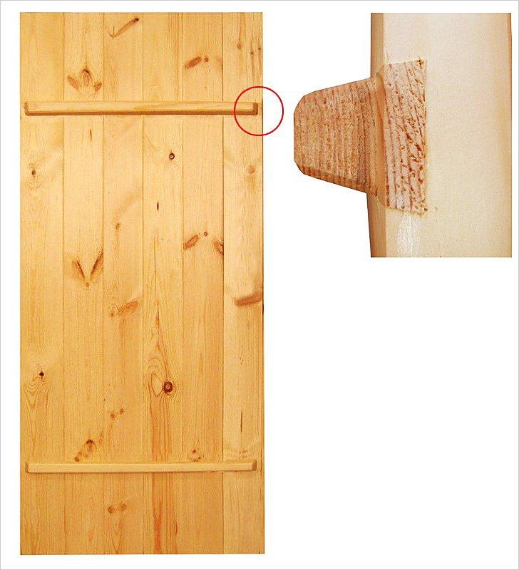 Как самостоятельно установить дверь для бани