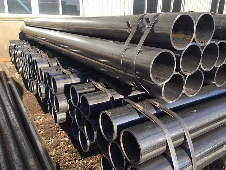 Какие трубы применяются для внутренних газопроводов