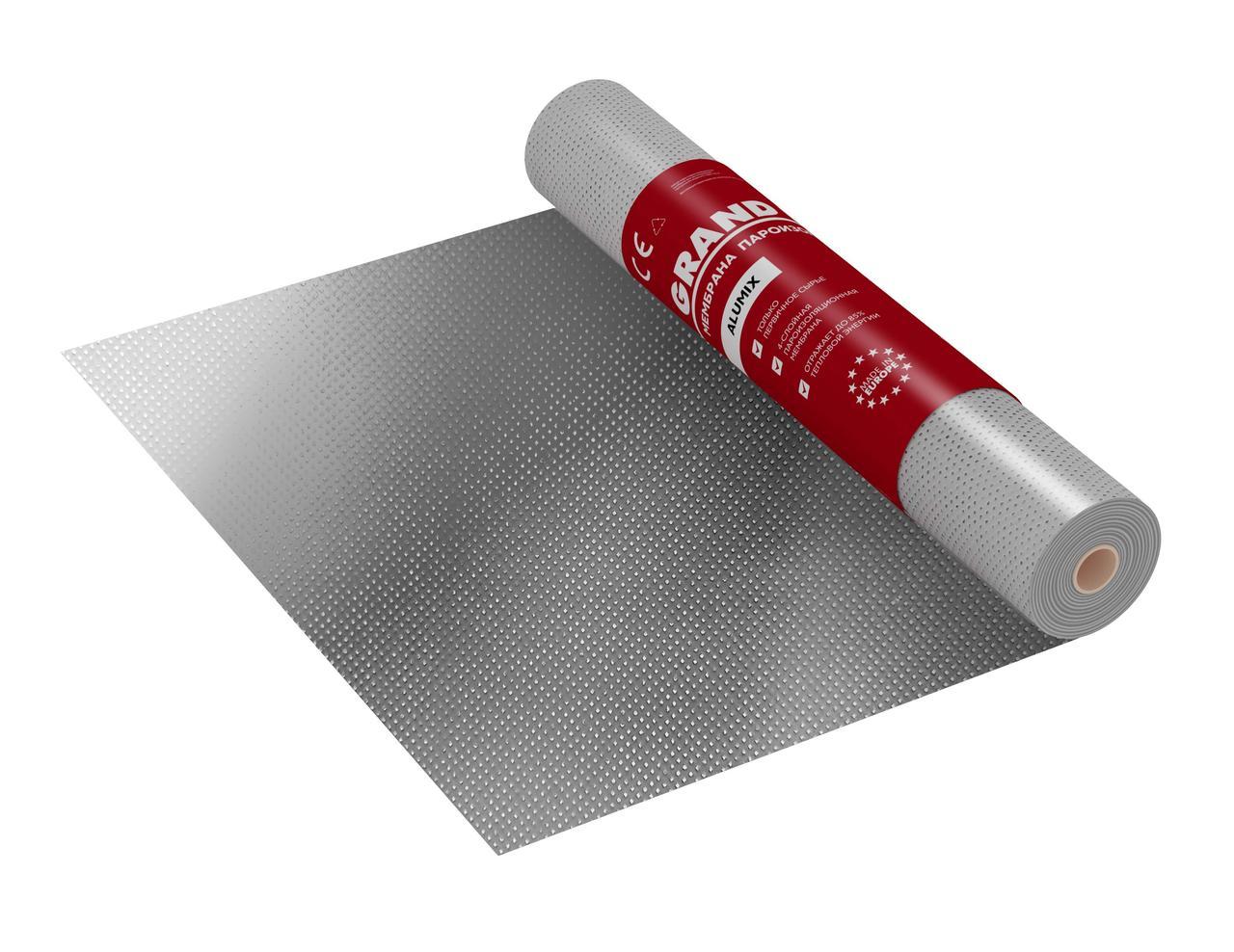 Паробарьер С — материал, который необходим для качественной кровли