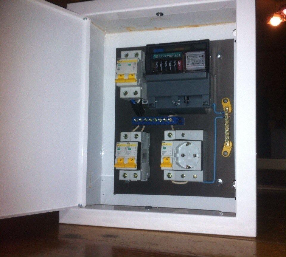 Виды и особенности конструкции электрических ящиков