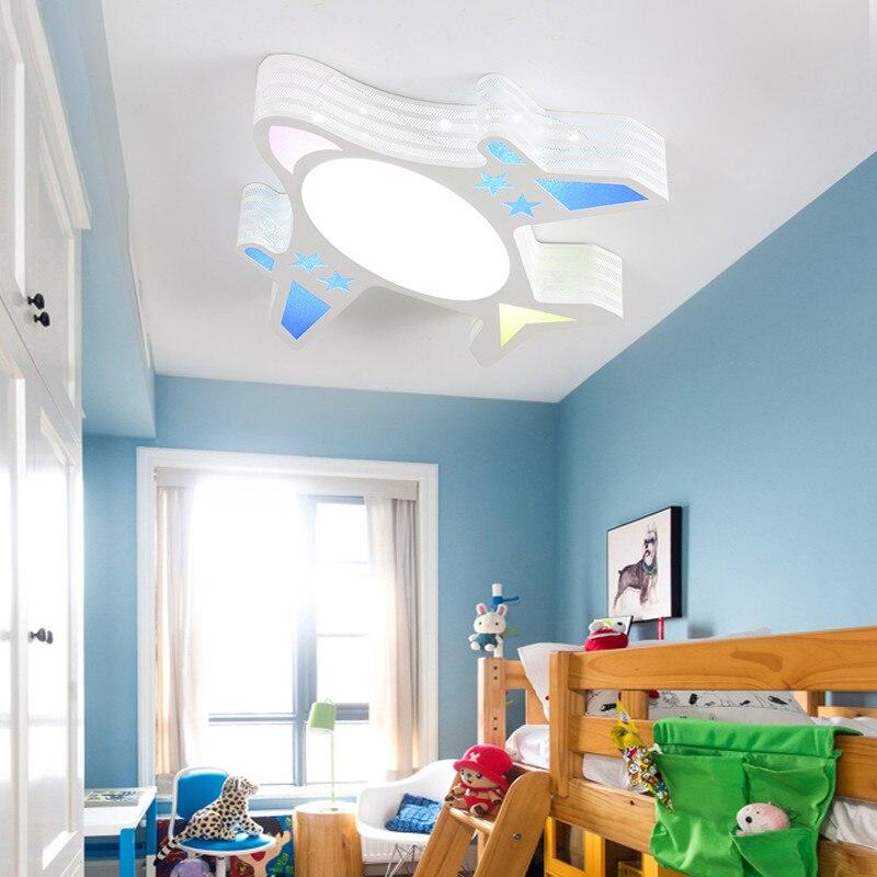 Как организовать правильное освещение в детской комнате