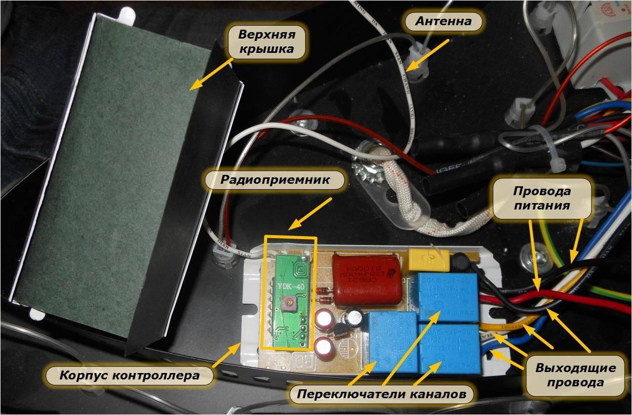 Как самостоятельно отремонтировать светодиодную люстру