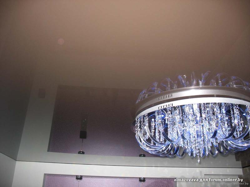 Выбор люстры под натяжной потолок: 25+ фото, инструкция по монтажу