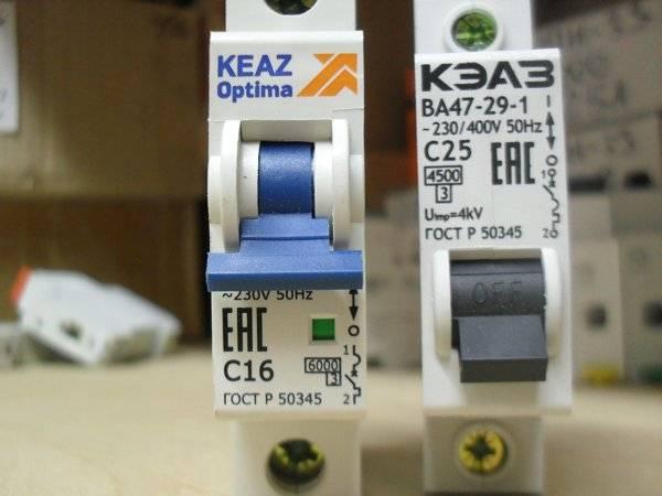Рейтинг производителей электрических автоматов по надежности: какие лучше