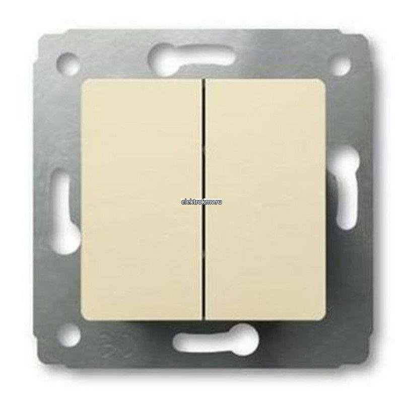 Особенности монтажа двухклавишного выключателя для скрытой проводки
