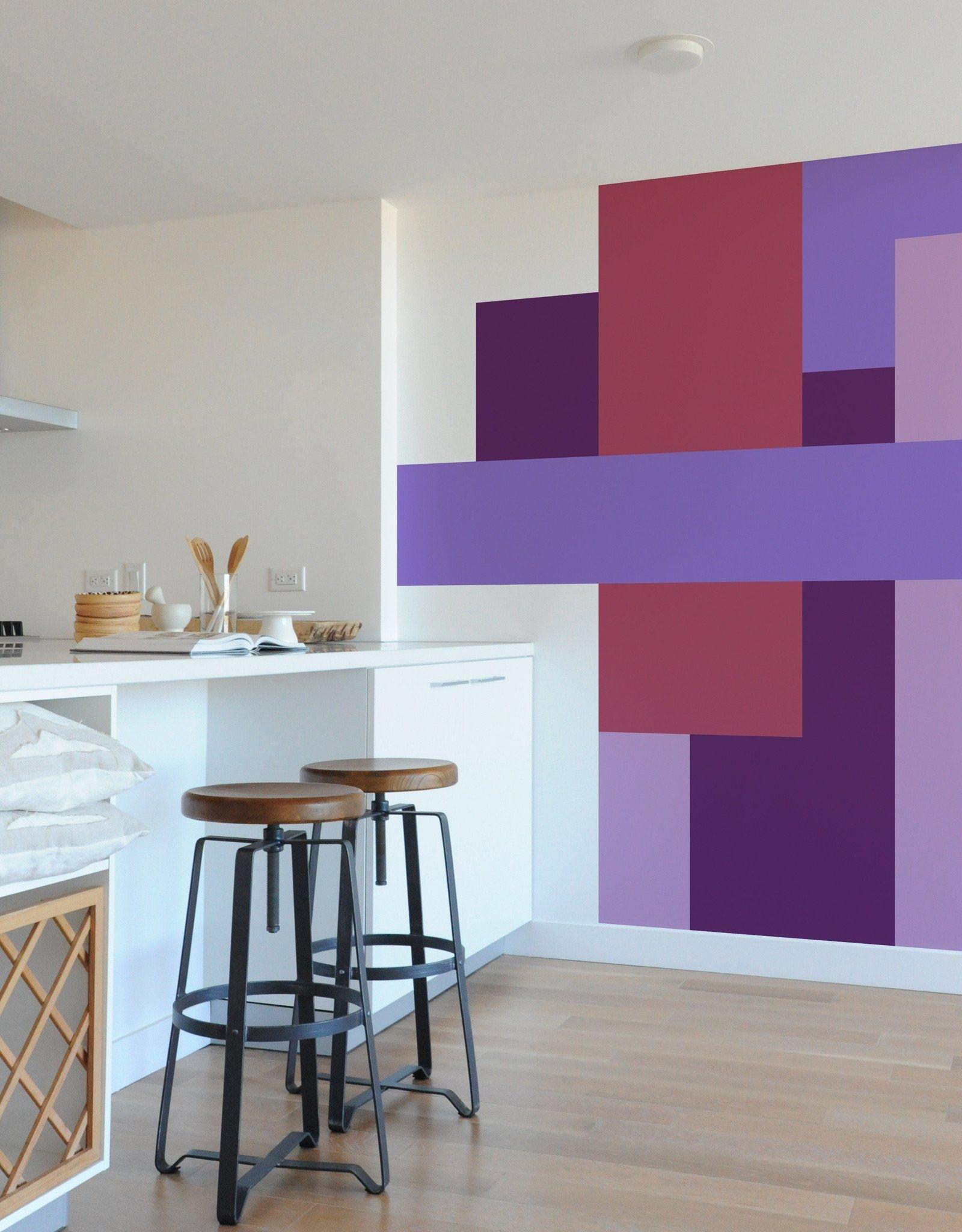 Как и каким цветом покрасить кухню