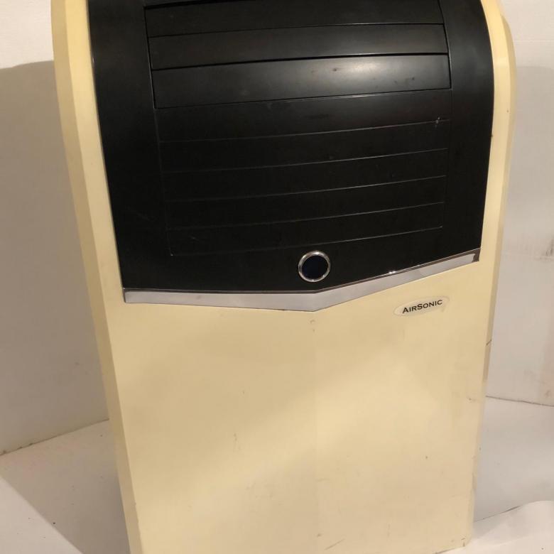 Мобильные напольные кондиционеры с двумя воздуховодами Airsonic