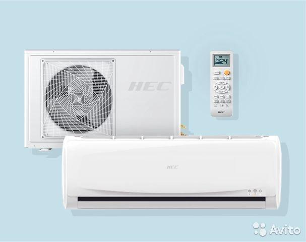 Обзор кондиционеров HEC, коды ошибок и инструкции к пульту управления