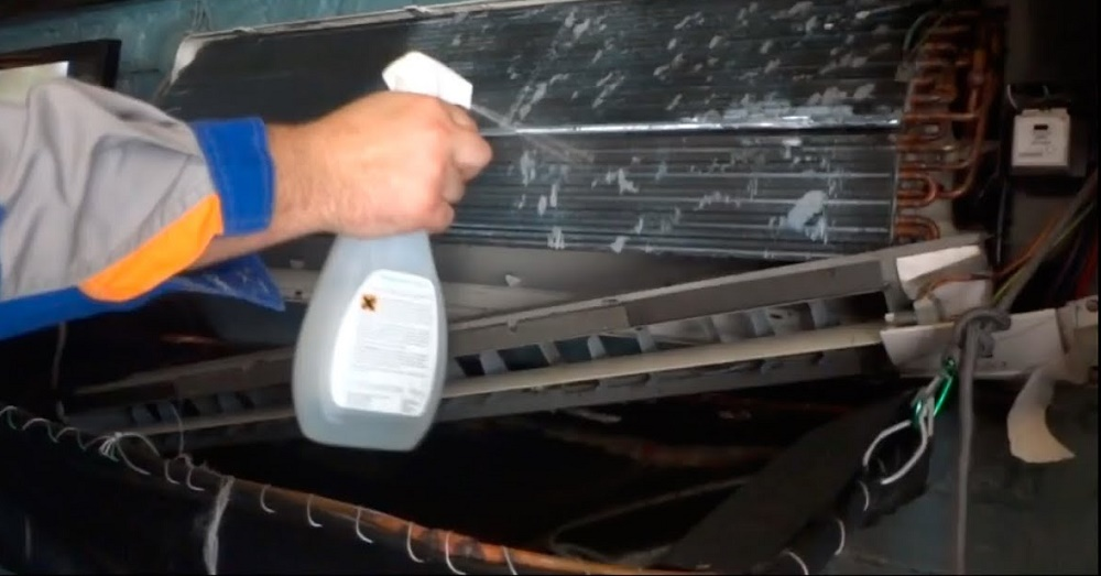 Снятие и ремонт кондиционера своими руками