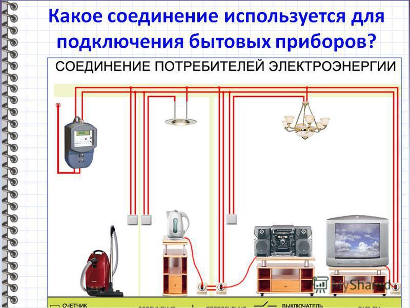 Преимущества и недостатки последовательного и параллельного подключения проводников