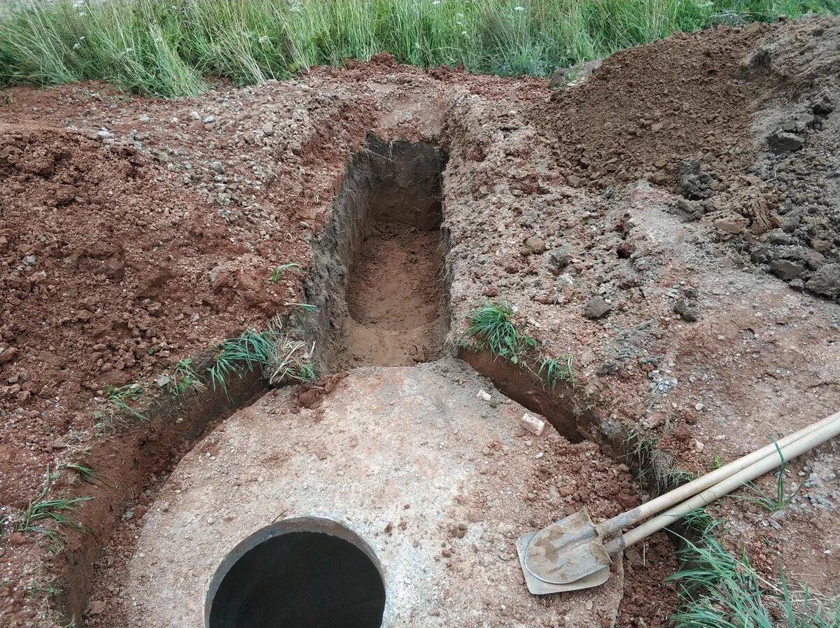 Очистка выгребной ямы без откачки