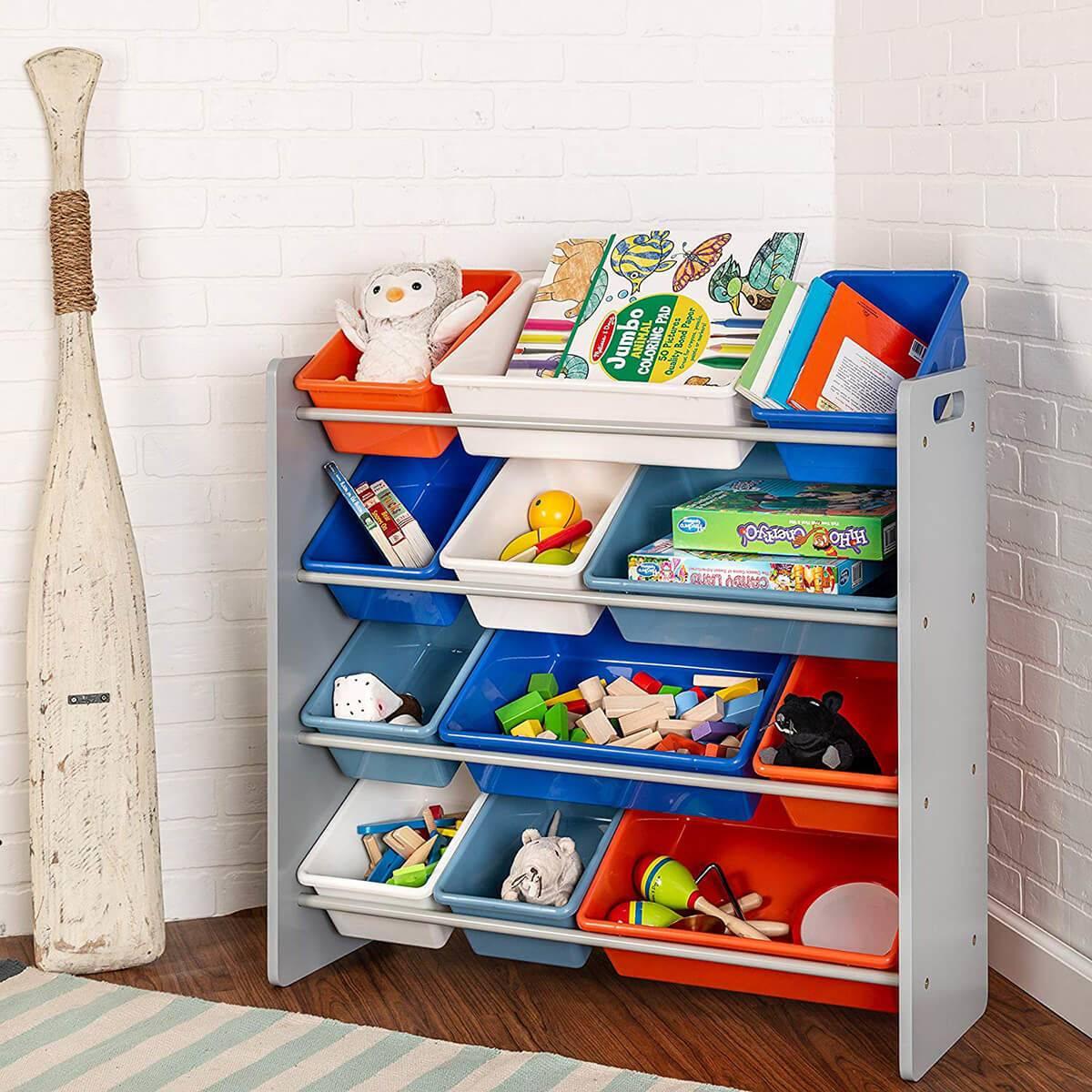 Системы хранения детских игрушек