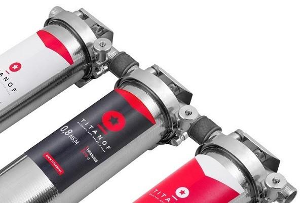 Титановый фильтр для воды TITANOF (Титанов) — миф или реальность?