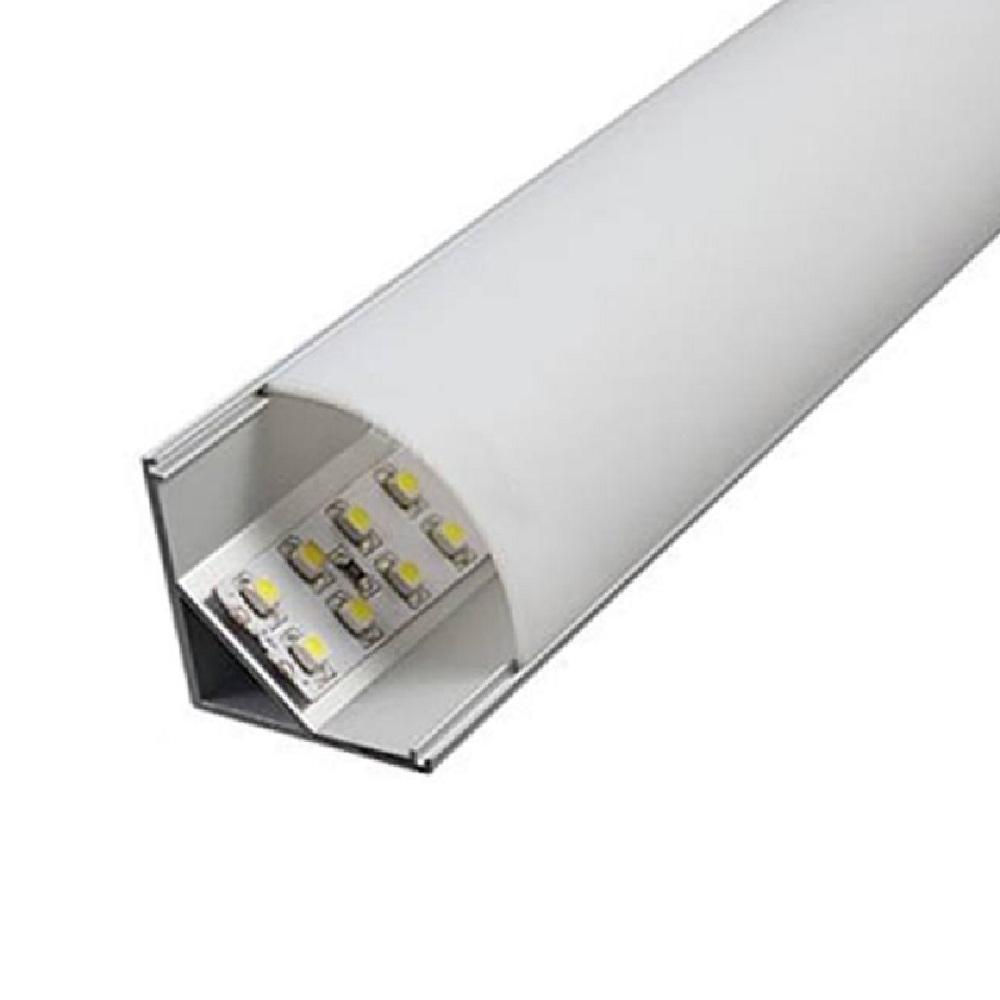 Разновидности и особенности монтажа коробов для светодиодной ленты