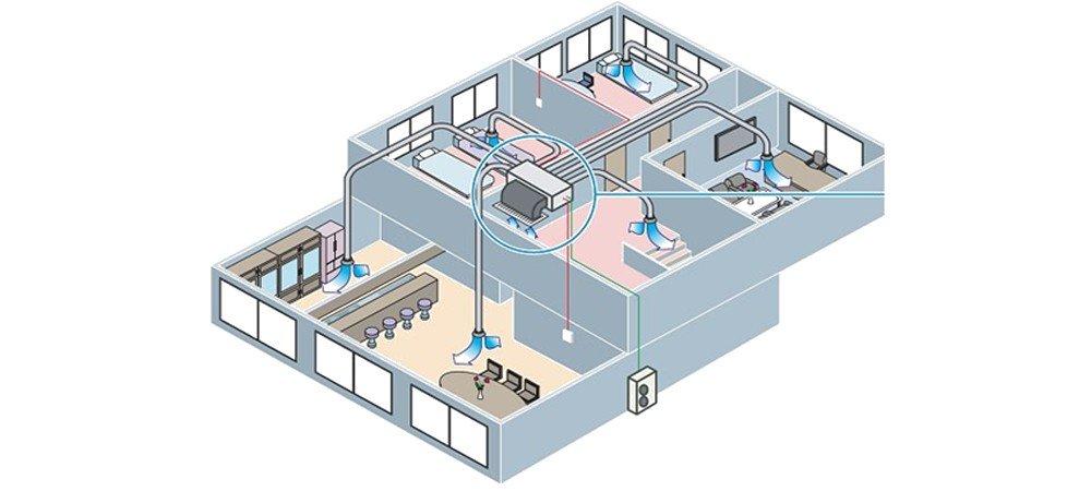 Кондиционирование серверных помещений: особенности выбора кондиционера