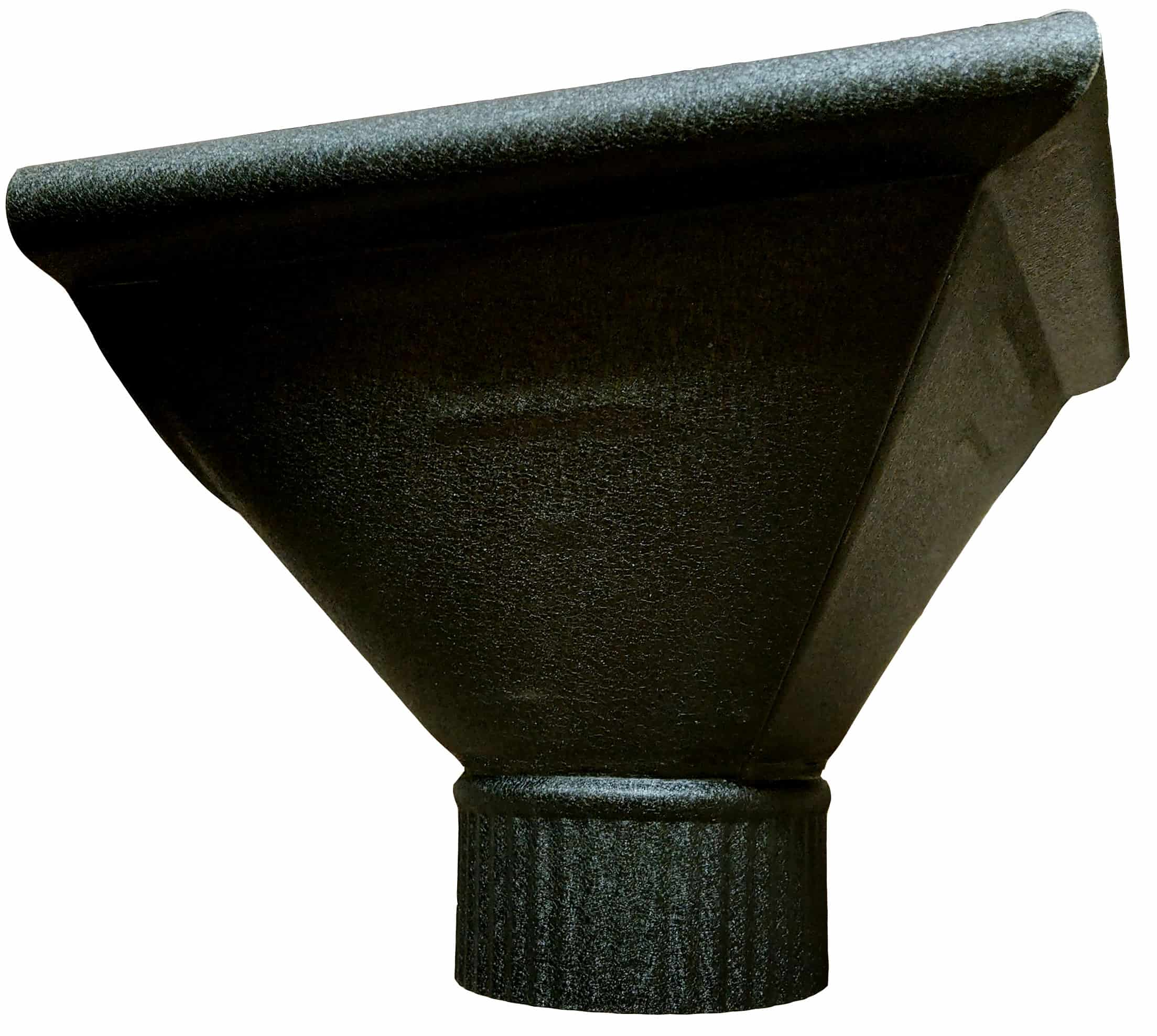 Устройство водосточной воронки для плоской крыши