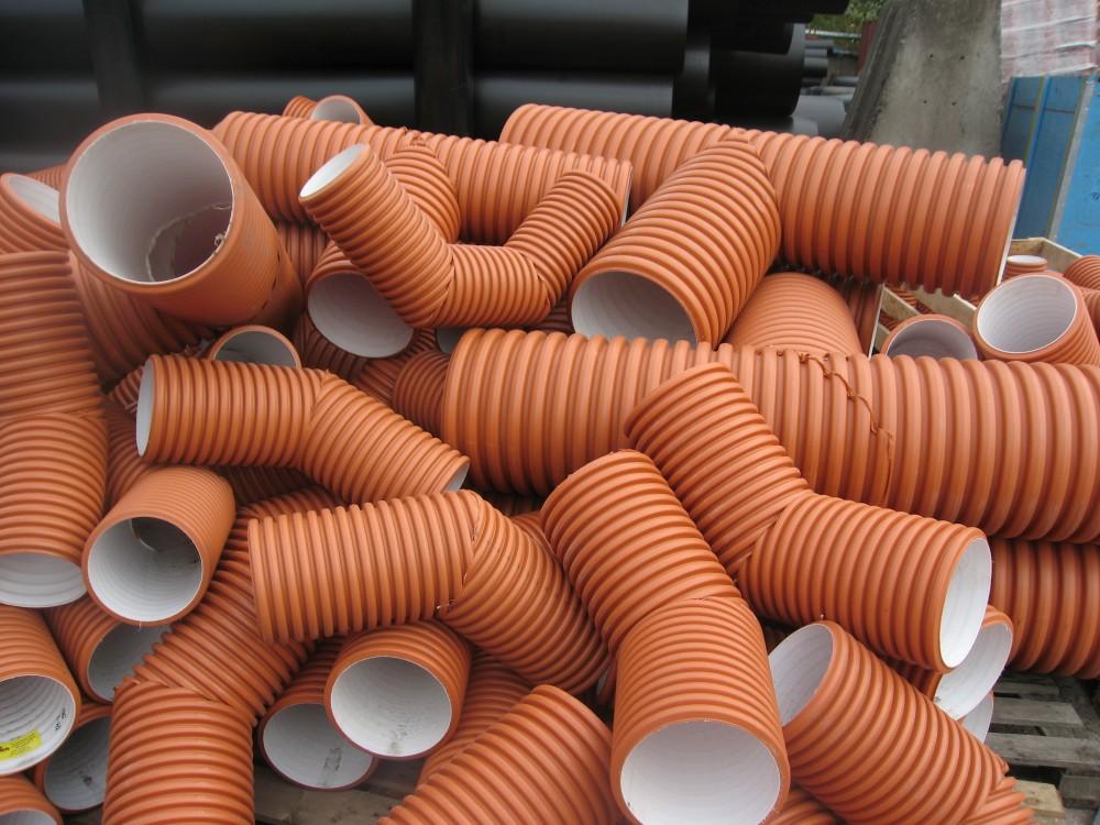 Обзор канализационных труб Прагма