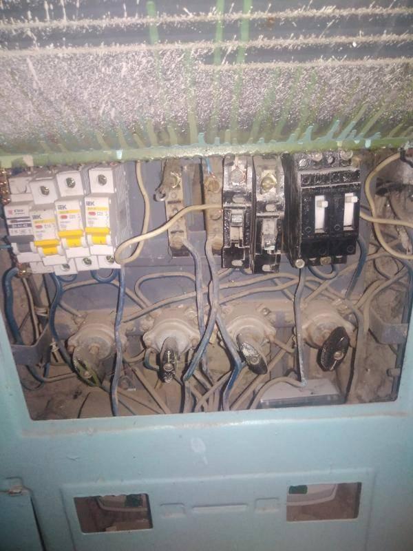 Как полностью выключить электричество в квартире