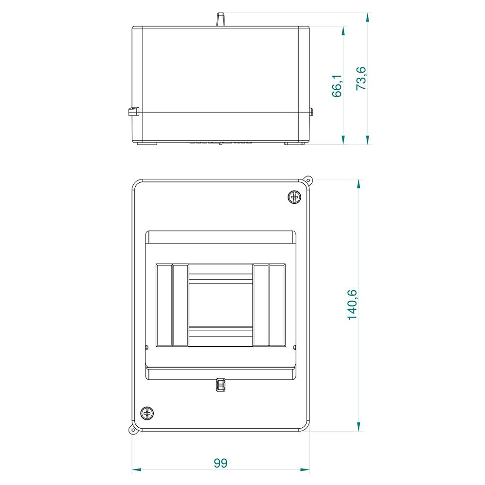 Коробка для автоматических выключателей: особенности монтажа