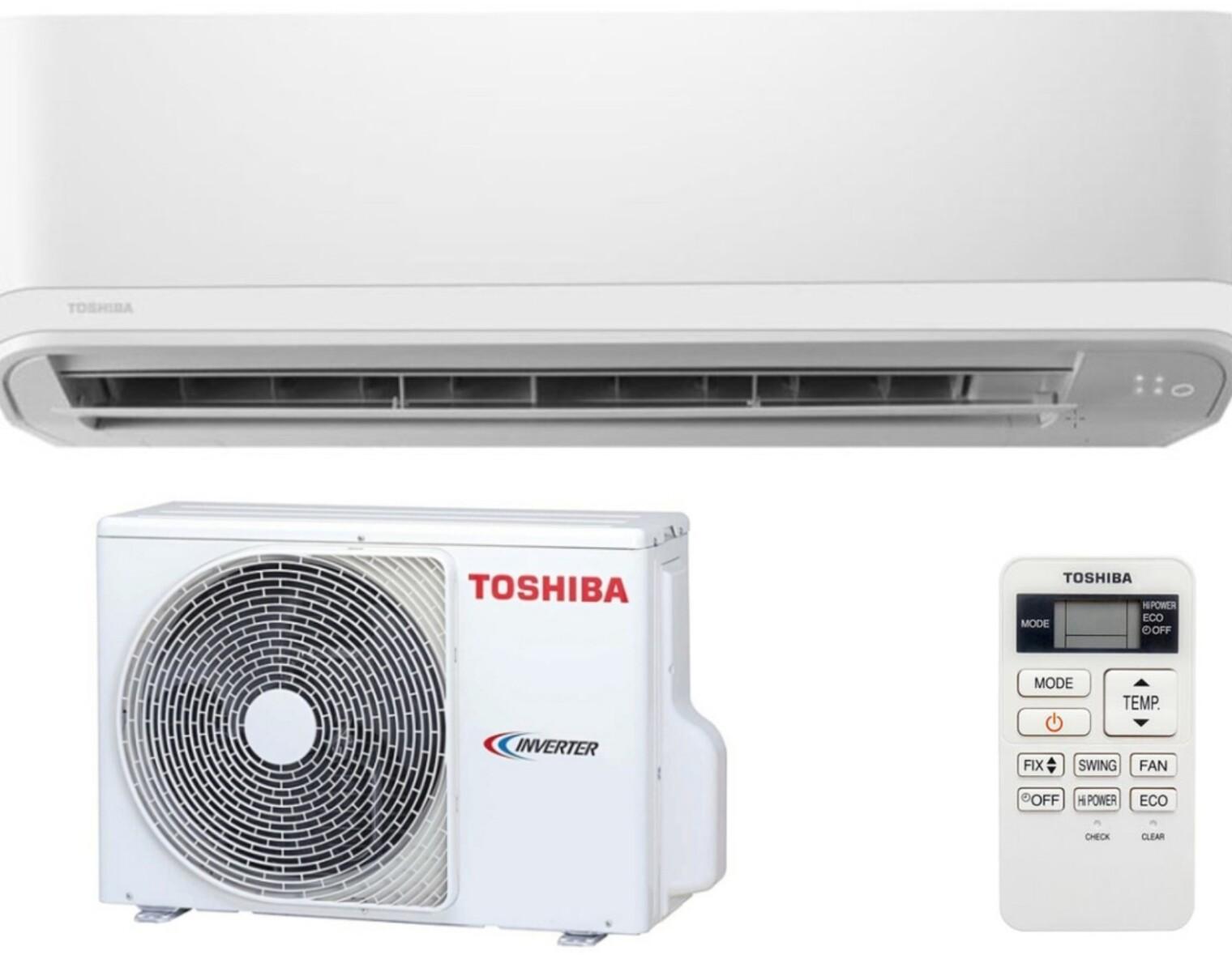 Обзор кондиционеров Toshiba (Тошиба): инверторные, канальные, сплит и инструкции к ним