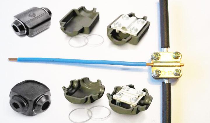 Электрические орехи для соединения проводов — назначение и виды