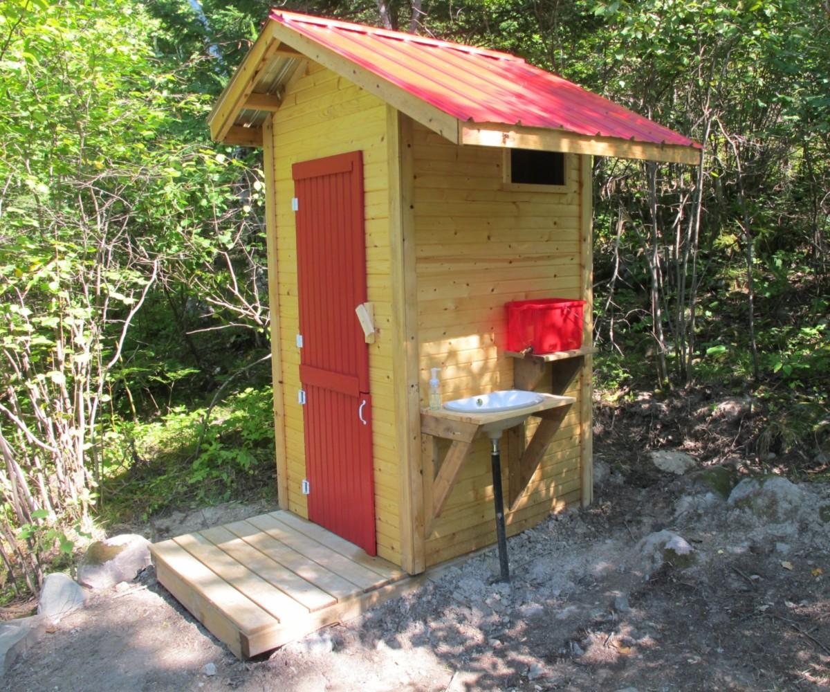 Выбираем туалет для дачи: биотуалет, эколет, экоматик