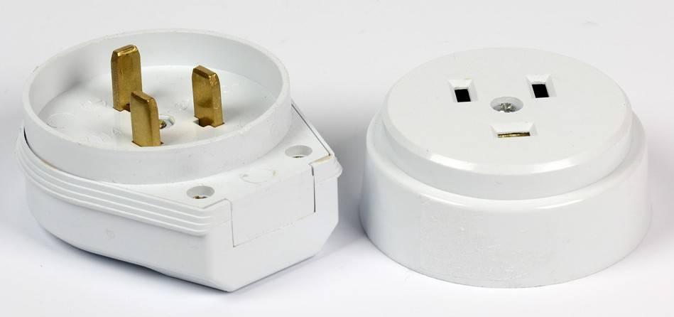 Как подключить силовую розетку для электрической плиты