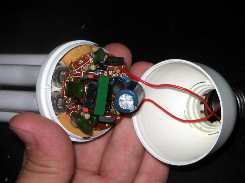Что делать если не включается люминесцентная лампа — причины неисправности
