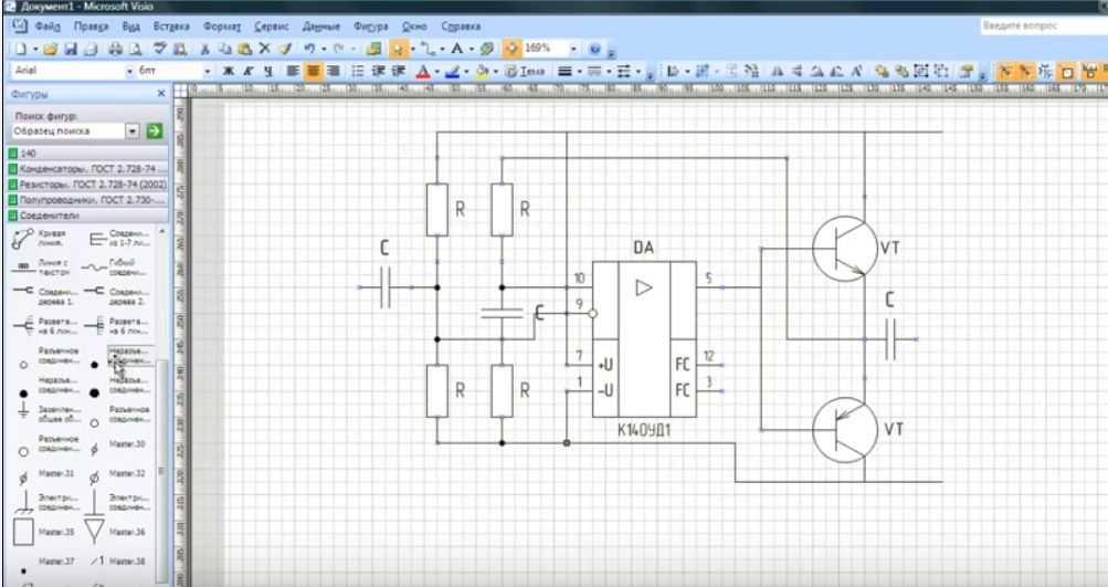 Как нарисовать электрическую схему на компьютере — обзор программ
