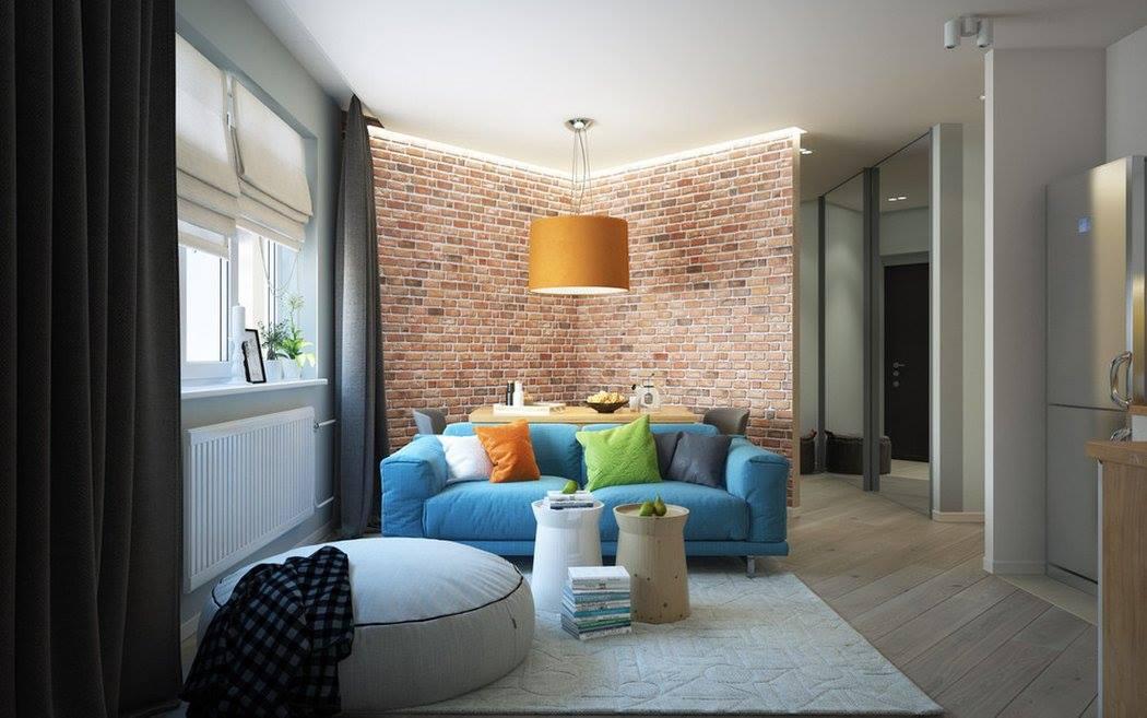Современный стиль лофт для квартиры и дома (с видео)