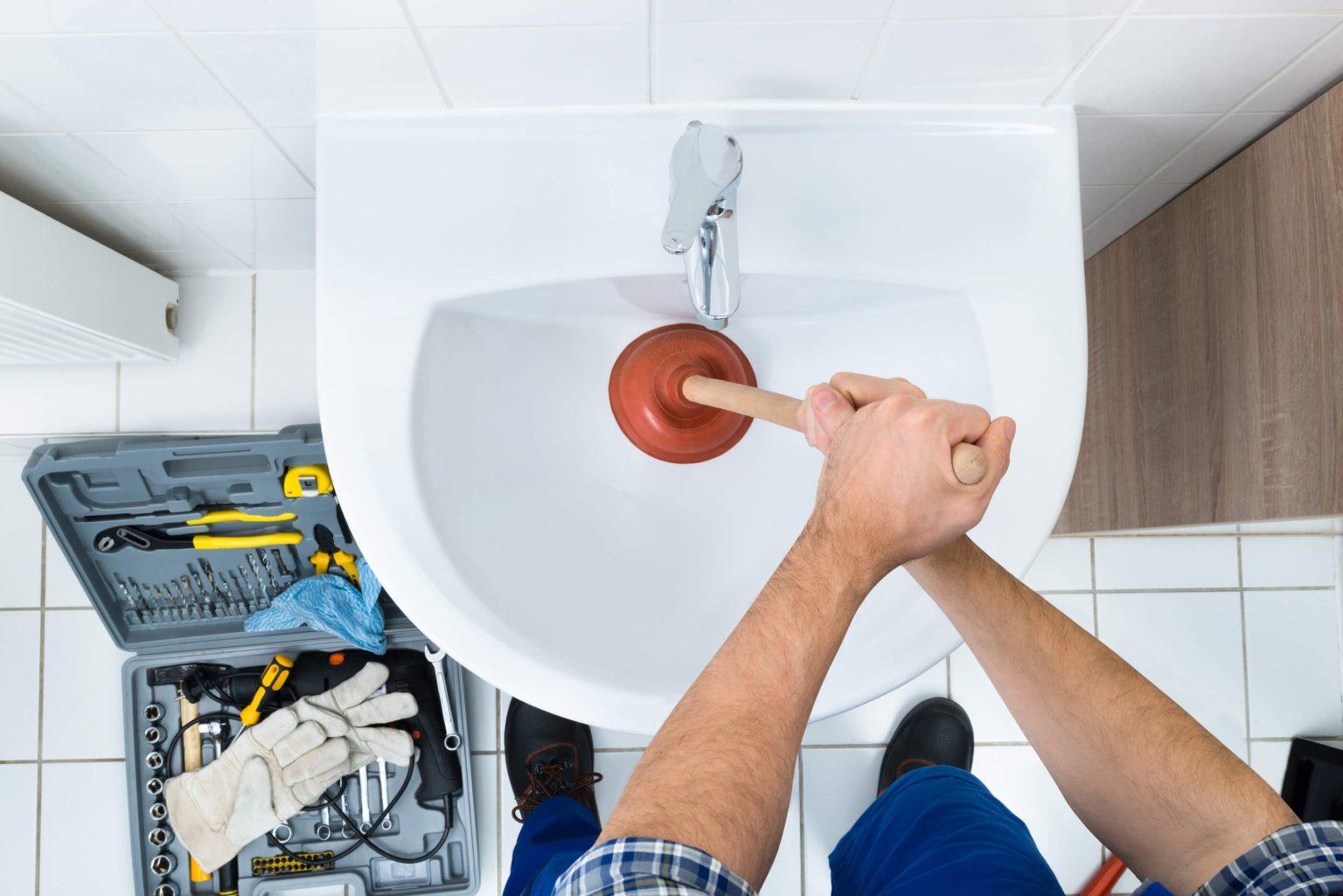 Как пробить канализацию