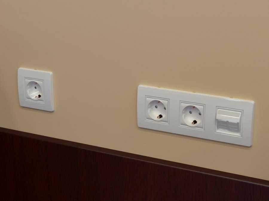 Как выбрать выключатели и розетки в квартиру: марки и рейтинг