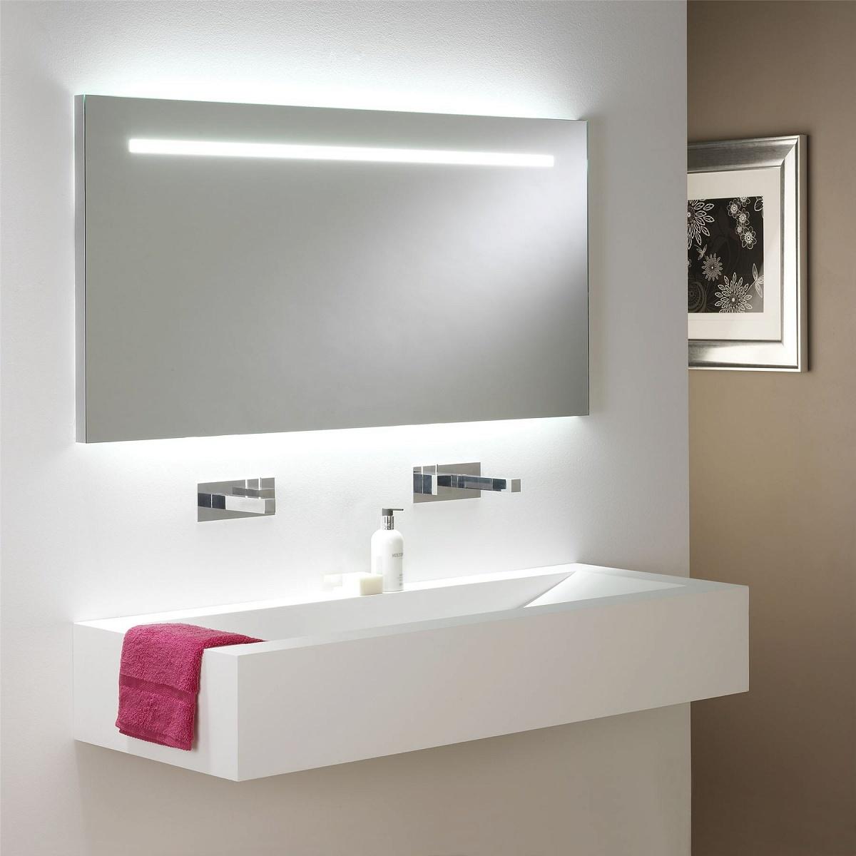 Как сделать подсветку для зеркала в спальню или прихожую своими руками