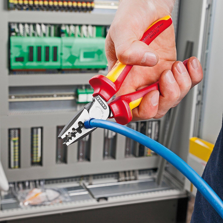 Как обжимать провода — наконечниками, втулками и гидравлическими клещами