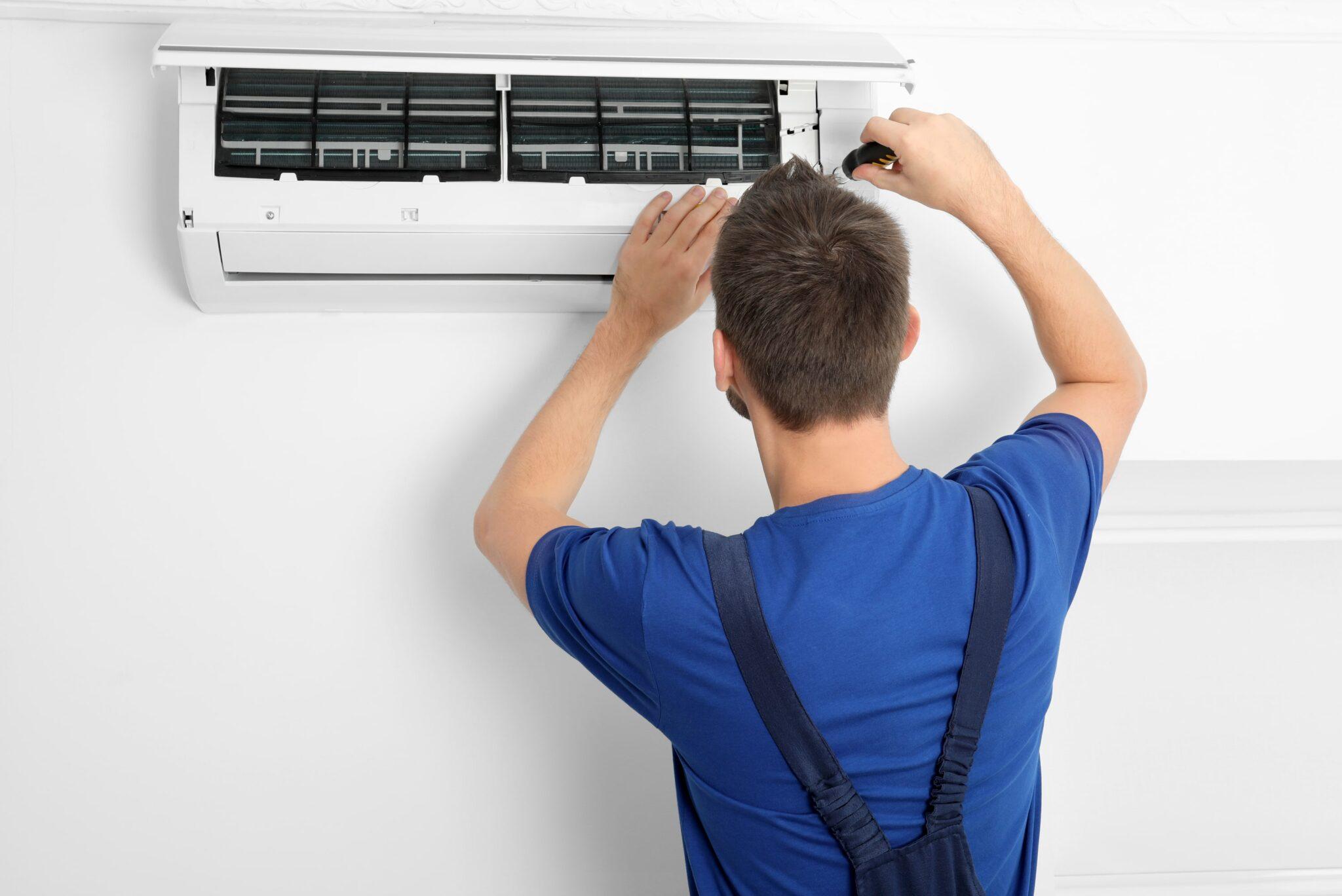 Места для установки сплит-системы в квартире и этапы ее монтажа