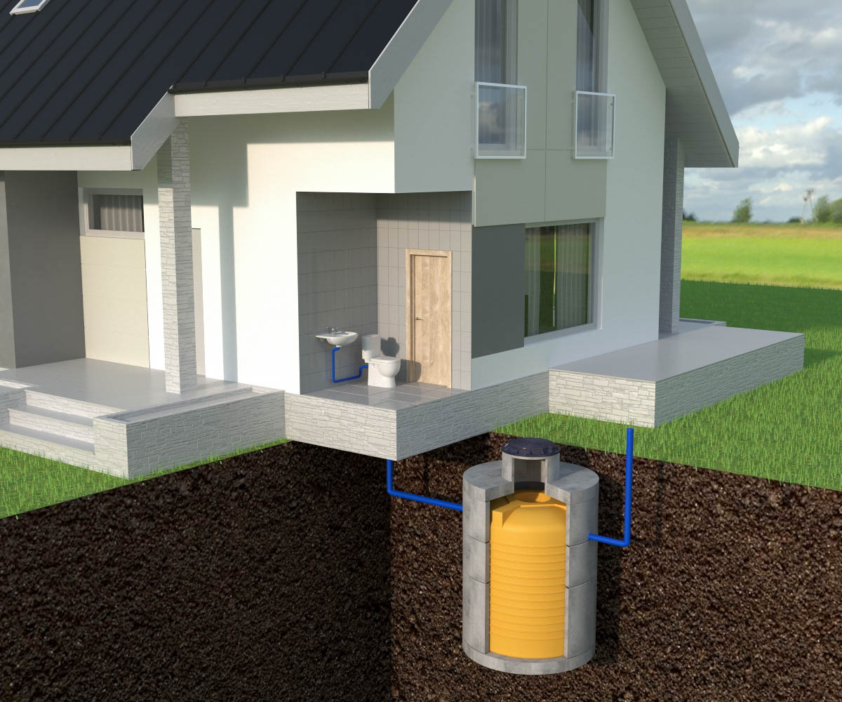 Септики для частного дома: как выбрать, как установить, разновидности конструкций