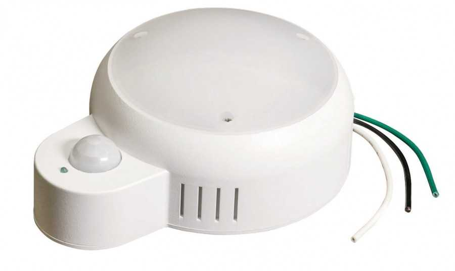 Звуковые датчики для включения и выключения освещения