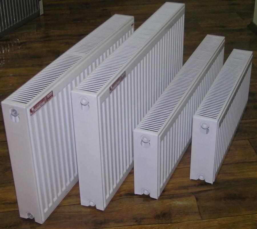 Обзор панельных радиаторов отопления для водяного и электрического теплоснабжения дома