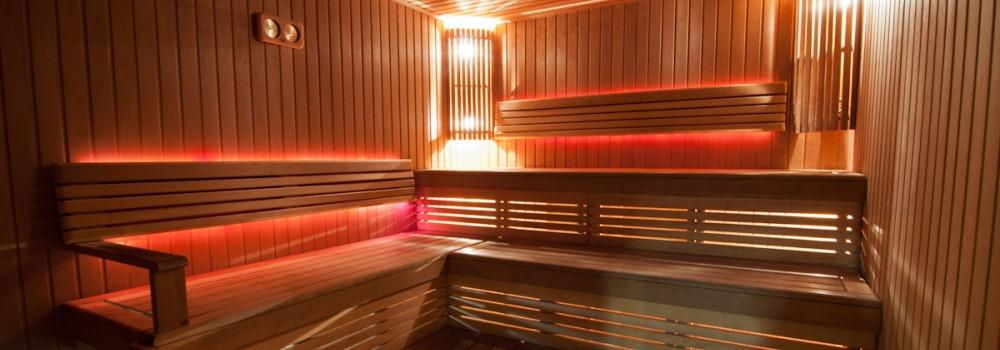 Как правильно сделать освещение в парной бани своими руками